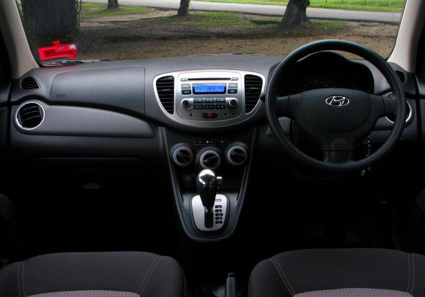 Hyundai i10 full test drive review – a fun econobox Image #108948