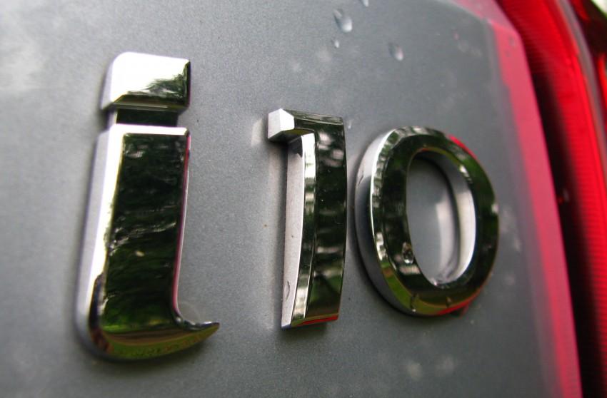 Hyundai i10 full test drive review – a fun econobox Image #108761