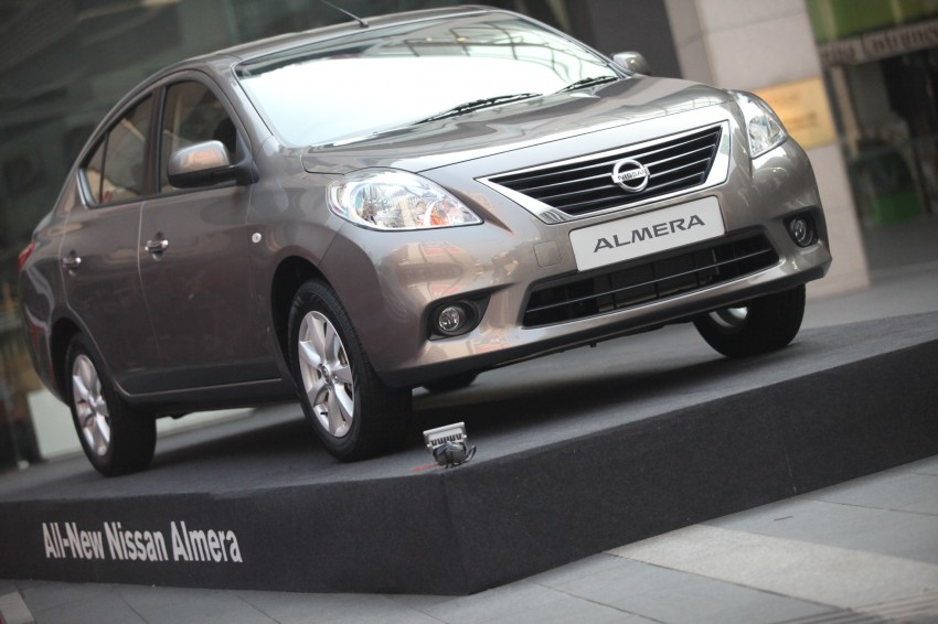 Nissan Almera 1.5L officially previewed by Tan Chong – CKD, RM70k to 85k, deliveries in Q4 Image #124490