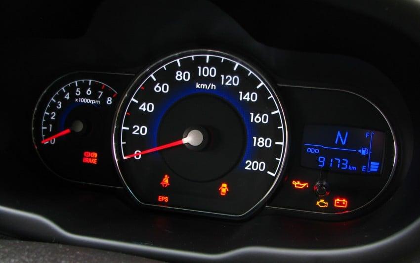 Hyundai i10 full test drive review – a fun econobox Image #108874
