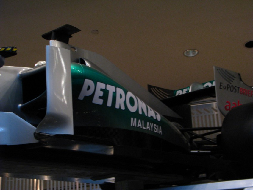 PETRONAS Malaysia Grand Prix Showcase now at KLCC Image #94266