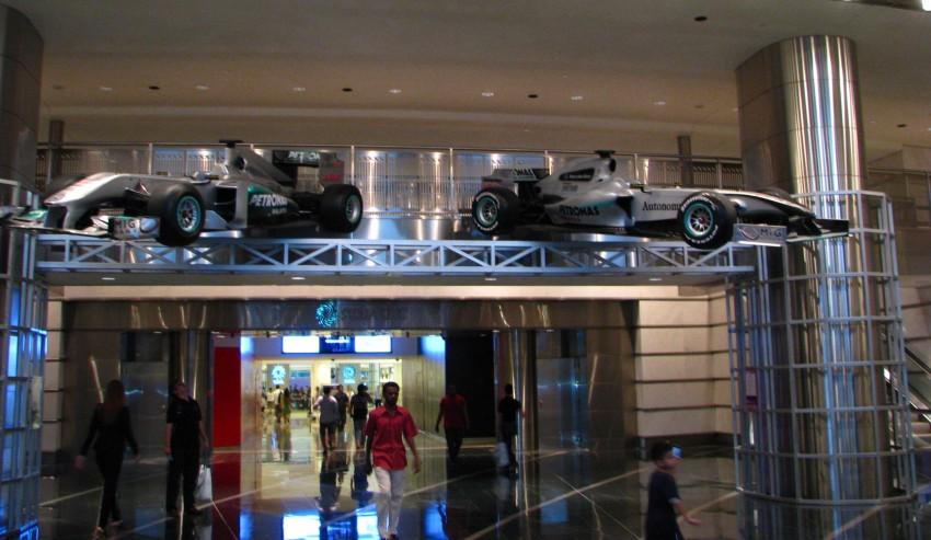 PETRONAS Malaysia Grand Prix Showcase now at KLCC Image #94267