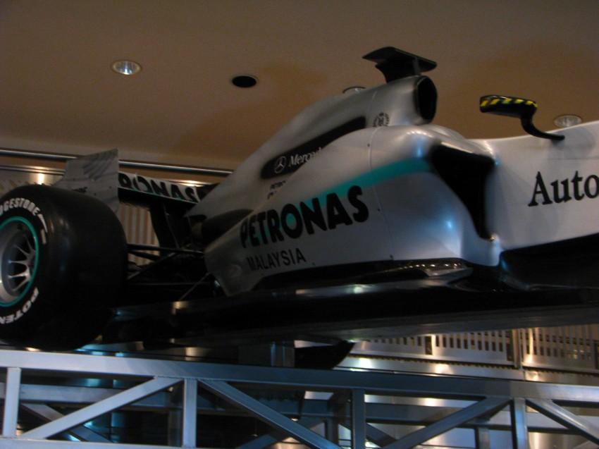 PETRONAS Malaysia Grand Prix Showcase now at KLCC Image #94274