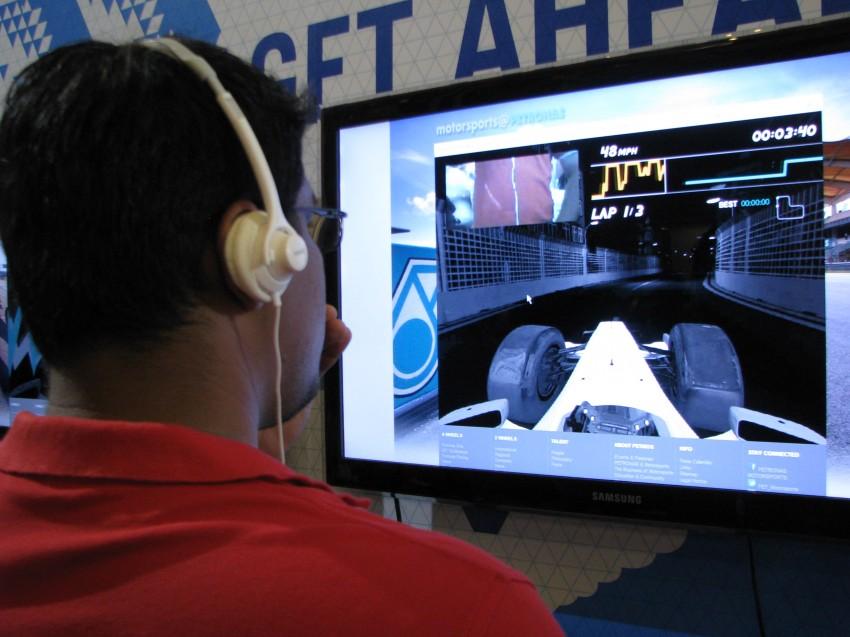 PETRONAS Malaysia Grand Prix Showcase now at KLCC Image #94284