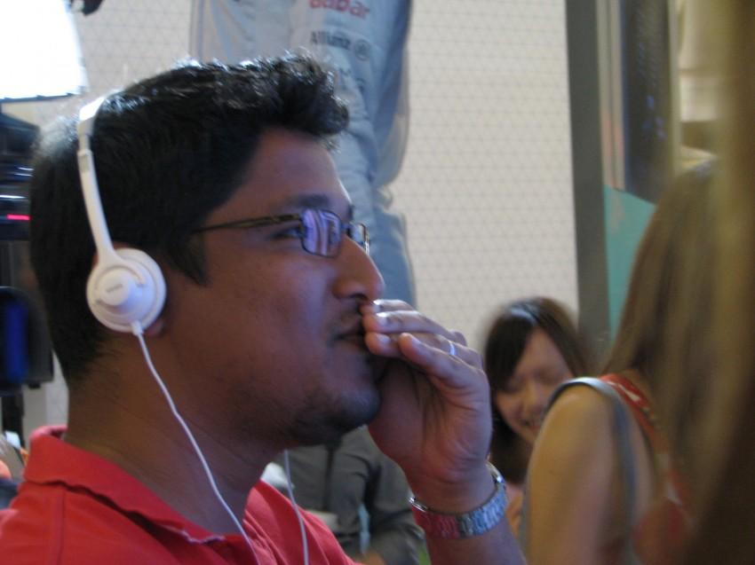 PETRONAS Malaysia Grand Prix Showcase now at KLCC Image #94285