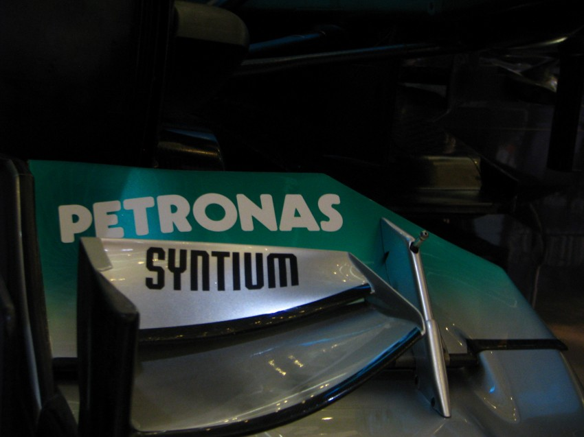 PETRONAS Malaysia Grand Prix Showcase now at KLCC Image #94293