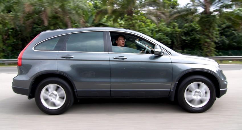 SUV shootout: Mitsubishi ASX vs Nissan X-Trail vs Honda CR-V vs Hyundai Tucson vs Peugeot 3008! Image #80688