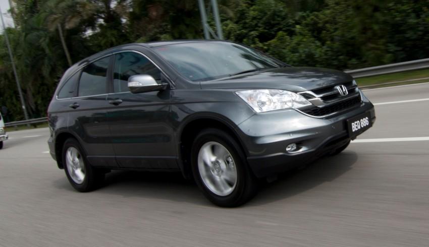 SUV shootout: Mitsubishi ASX vs Nissan X-Trail vs Honda CR-V vs Hyundai Tucson vs Peugeot 3008! Image #80689