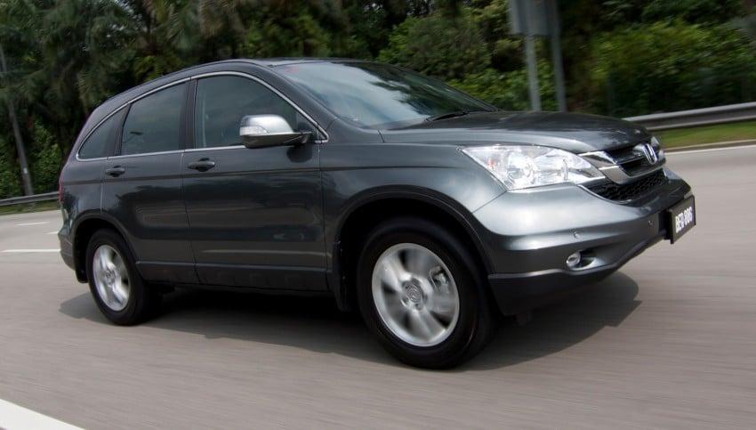 SUV shootout: Mitsubishi ASX vs Nissan X-Trail vs Honda CR-V vs Hyundai Tucson vs Peugeot 3008! Image #80403