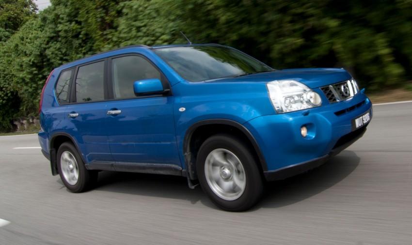 SUV shootout: Mitsubishi ASX vs Nissan X-Trail vs Honda CR-V vs Hyundai Tucson vs Peugeot 3008! Image #80579