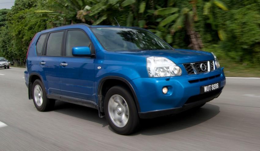 SUV shootout: Mitsubishi ASX vs Nissan X-Trail vs Honda CR-V vs Hyundai Tucson vs Peugeot 3008! Image #154209