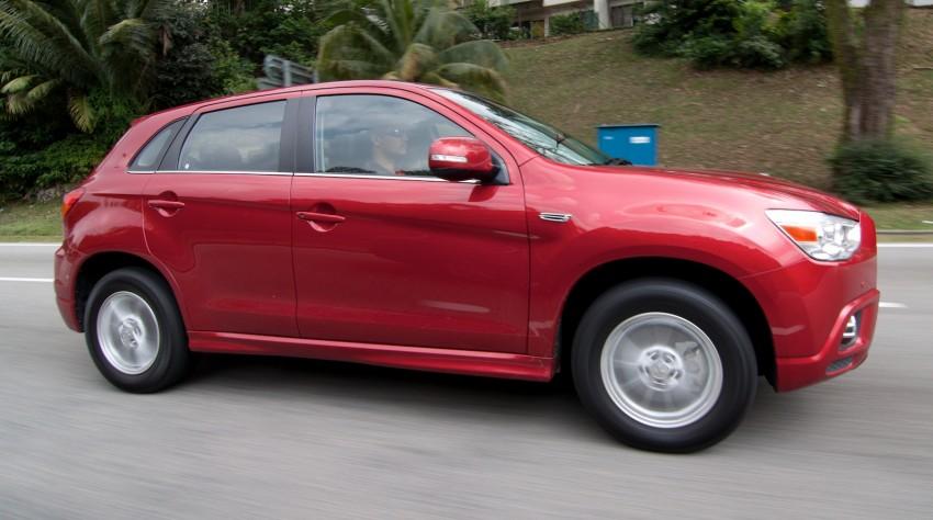 SUV shootout: Mitsubishi ASX vs Nissan X-Trail vs Honda CR-V vs Hyundai Tucson vs Peugeot 3008! Image #80500