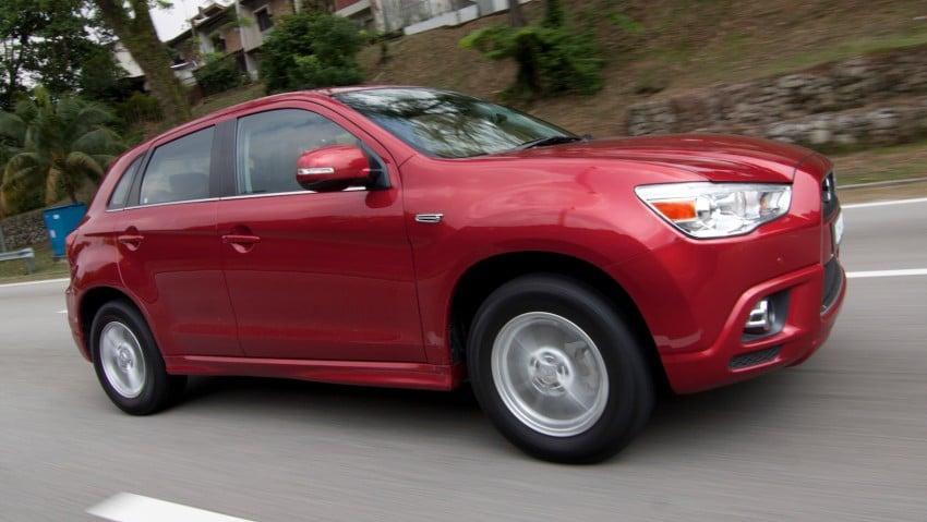 SUV shootout: Mitsubishi ASX vs Nissan X-Trail vs Honda CR-V vs Hyundai Tucson vs Peugeot 3008! Image #154129