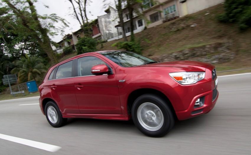 SUV shootout: Mitsubishi ASX vs Nissan X-Trail vs Honda CR-V vs Hyundai Tucson vs Peugeot 3008! Image #80502