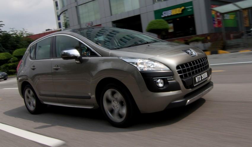 SUV shootout: Mitsubishi ASX vs Nissan X-Trail vs Honda CR-V vs Hyundai Tucson vs Peugeot 3008! Image #154301