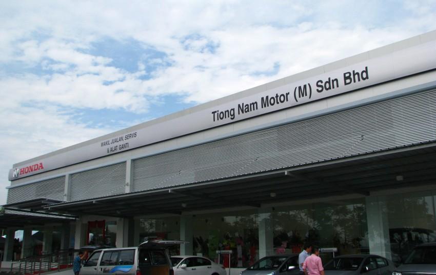New Honda 3S Centre opens in Setia Alam, Shah Alam Image #99677