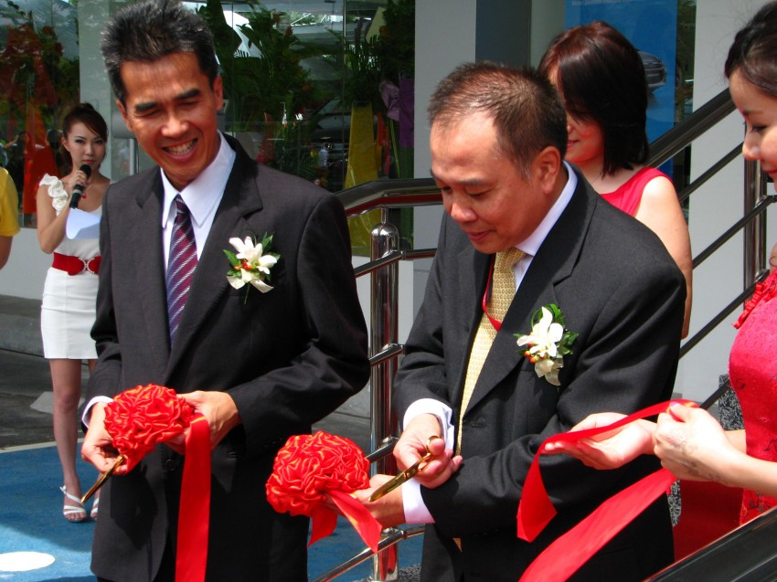 New Honda 3S Centre opens in Setia Alam, Shah Alam Image #99679