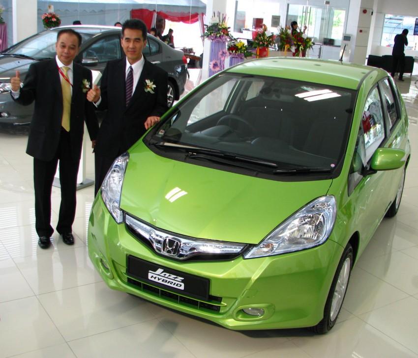 New Honda 3S Centre opens in Setia Alam, Shah Alam Image #99676