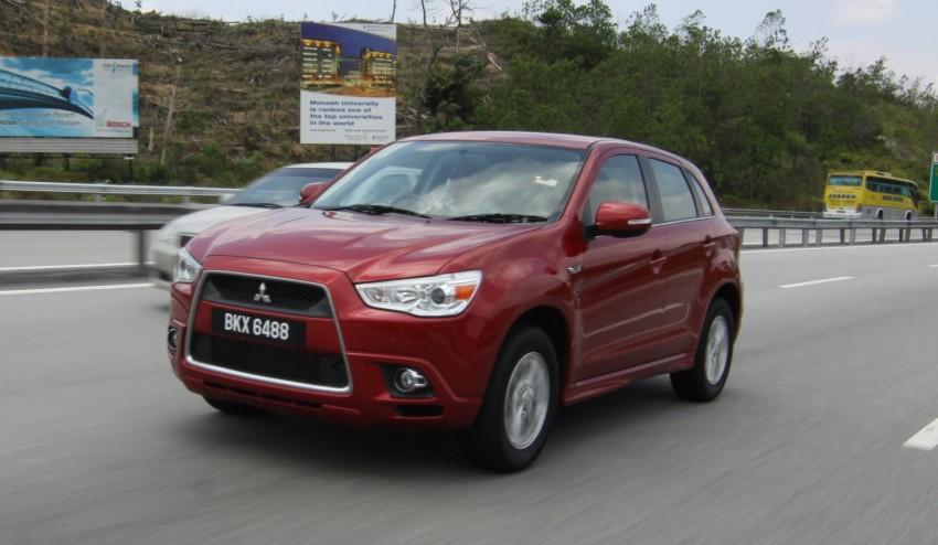 SUV shootout: Mitsubishi ASX vs Nissan X-Trail vs Honda CR-V vs Hyundai Tucson vs Peugeot 3008! Image #80507
