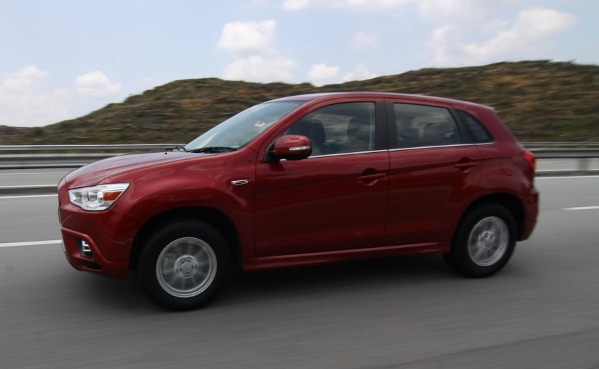 SUV shootout: Mitsubishi ASX vs Nissan X-Trail vs Honda CR-V vs Hyundai Tucson vs Peugeot 3008! Image #154124