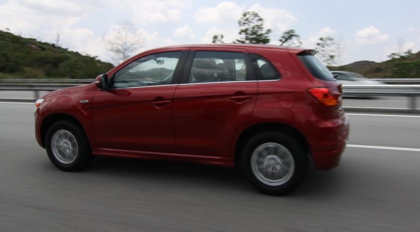 SUV shootout: Mitsubishi ASX vs Nissan X-Trail vs Honda CR-V vs Hyundai Tucson vs Peugeot 3008! Image #80509