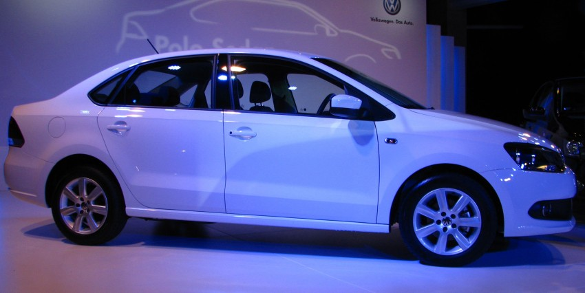 Volkswagen Polo Sedan launched – RM99,888 Image #101594