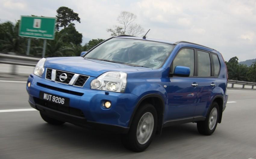 SUV shootout: Mitsubishi ASX vs Nissan X-Trail vs Honda CR-V vs Hyundai Tucson vs Peugeot 3008! Image #154210