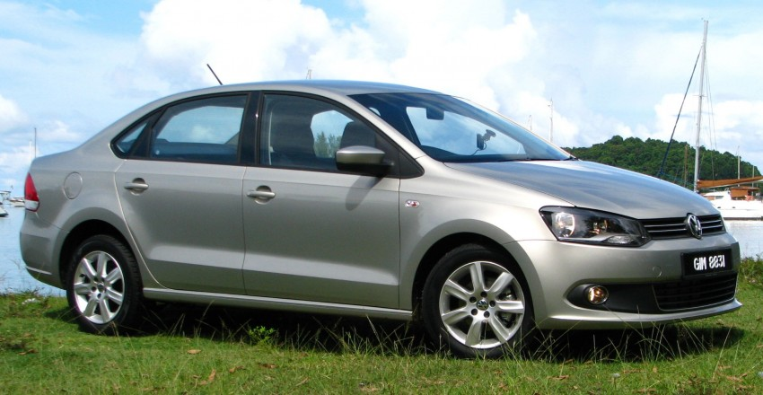 DRIVEN: Volkswagen Polo Sedan 1.6 tested! Image #103878
