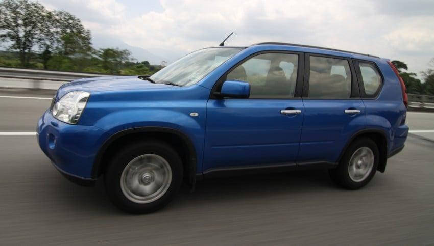 SUV shootout: Mitsubishi ASX vs Nissan X-Trail vs Honda CR-V vs Hyundai Tucson vs Peugeot 3008! Image #80582