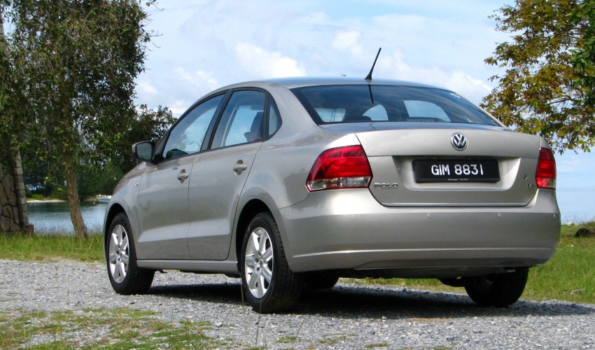 DRIVEN: Volkswagen Polo Sedan 1.6 tested! Image #103889