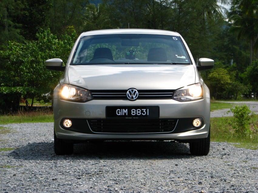 DRIVEN: Volkswagen Polo Sedan 1.6 tested! Image #103893