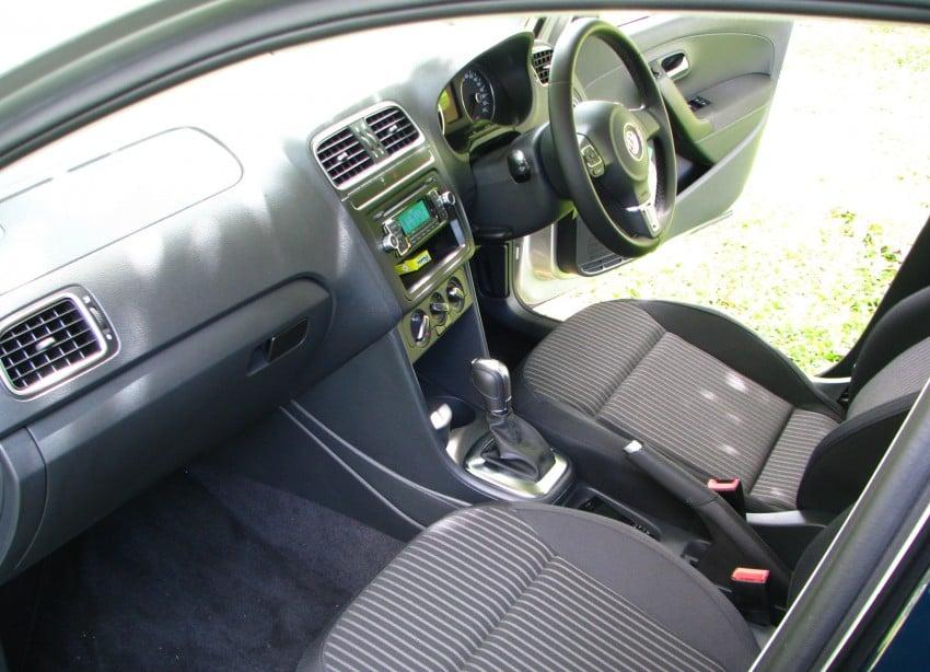 DRIVEN: Volkswagen Polo Sedan 1.6 tested! Image #103910