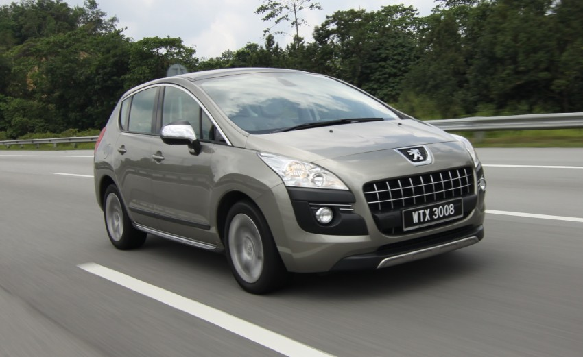 SUV shootout: Mitsubishi ASX vs Nissan X-Trail vs Honda CR-V vs Hyundai Tucson vs Peugeot 3008! Image #154297