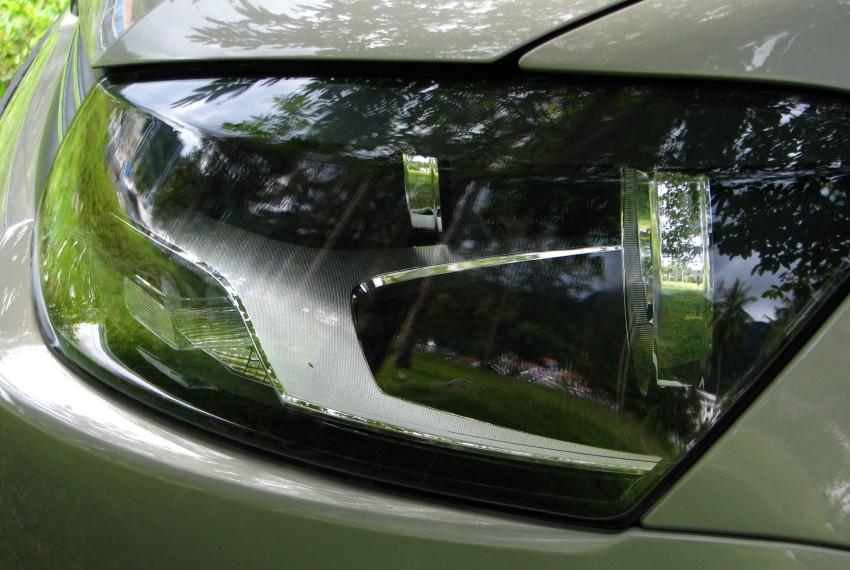 DRIVEN: Volkswagen Polo Sedan 1.6 tested! Image #103895