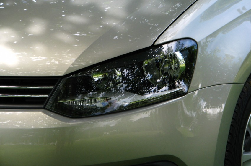 DRIVEN: Volkswagen Polo Sedan 1.6 tested! Image #103897