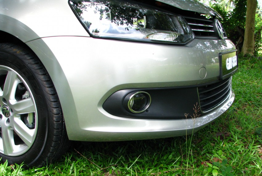 DRIVEN: Volkswagen Polo Sedan 1.6 tested! Image #103898