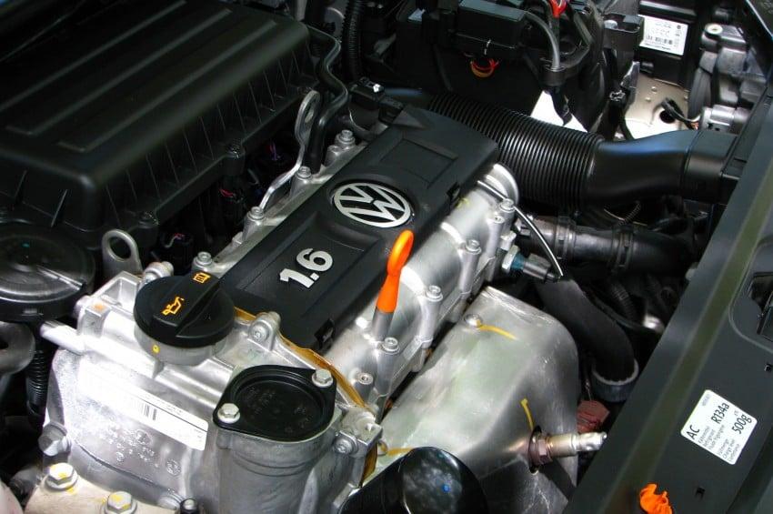 DRIVEN: Volkswagen Polo Sedan 1.6 tested! Image #103901
