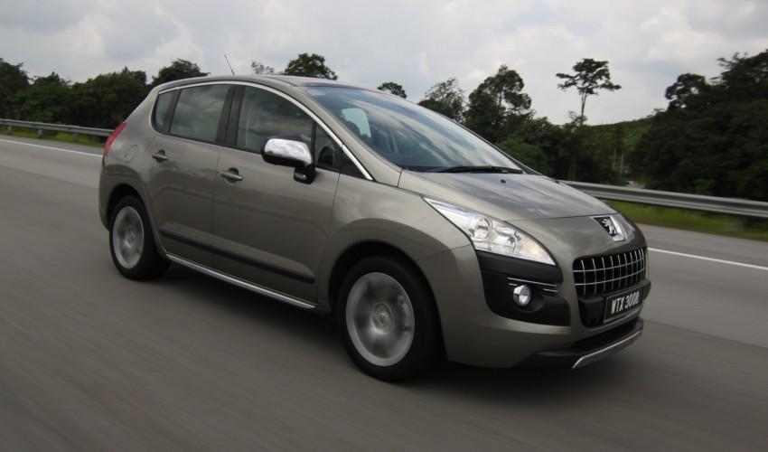 SUV shootout: Mitsubishi ASX vs Nissan X-Trail vs Honda CR-V vs Hyundai Tucson vs Peugeot 3008! Image #154295