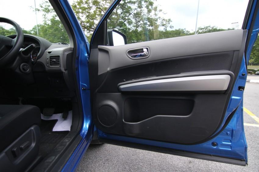 SUV shootout: Mitsubishi ASX vs Nissan X-Trail vs Honda CR-V vs Hyundai Tucson vs Peugeot 3008! Image #80586