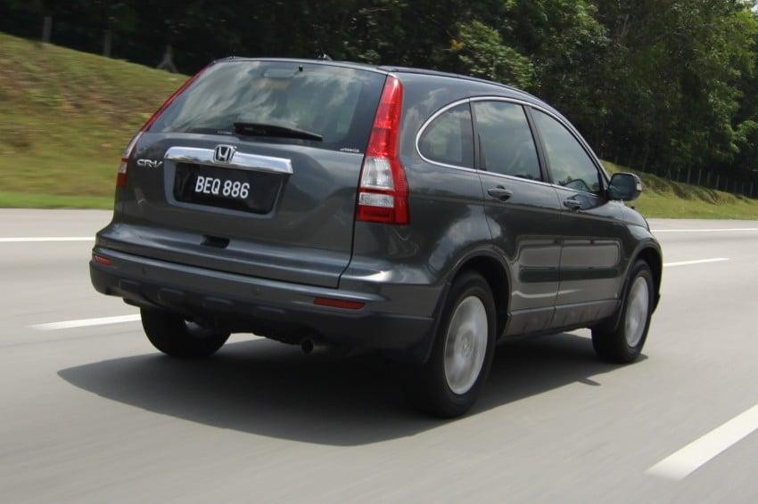 SUV shootout: Mitsubishi ASX vs Nissan X-Trail vs Honda CR-V vs Hyundai Tucson vs Peugeot 3008! Image #154154