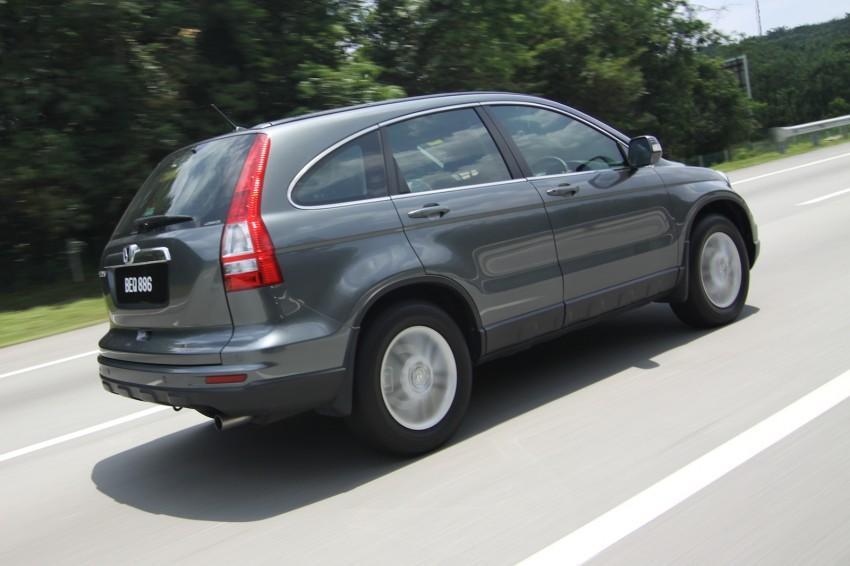 SUV shootout: Mitsubishi ASX vs Nissan X-Trail vs Honda CR-V vs Hyundai Tucson vs Peugeot 3008! Image #80692