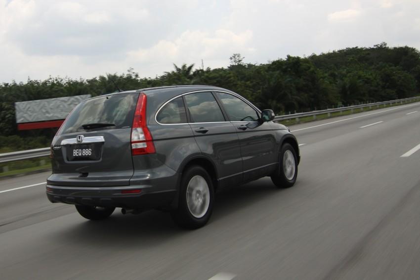 SUV shootout: Mitsubishi ASX vs Nissan X-Trail vs Honda CR-V vs Hyundai Tucson vs Peugeot 3008! Image #80694
