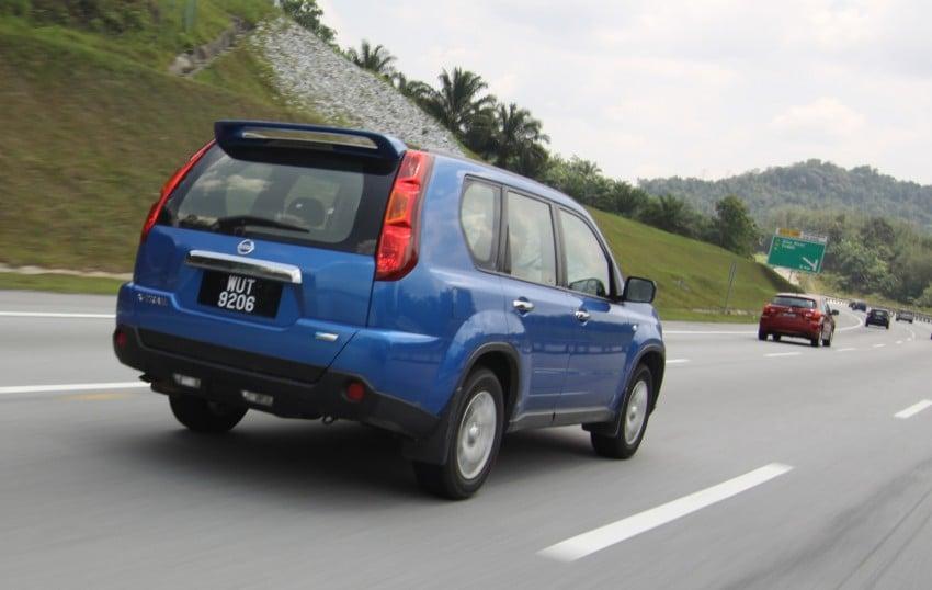 SUV shootout: Mitsubishi ASX vs Nissan X-Trail vs Honda CR-V vs Hyundai Tucson vs Peugeot 3008! Image #154202