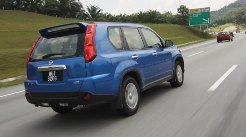 SUV shootout: Mitsubishi ASX vs Nissan X-Trail vs Honda CR-V vs Hyundai Tucson vs Peugeot 3008! Image #80589