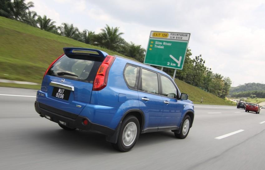 SUV shootout: Mitsubishi ASX vs Nissan X-Trail vs Honda CR-V vs Hyundai Tucson vs Peugeot 3008! Image #154200