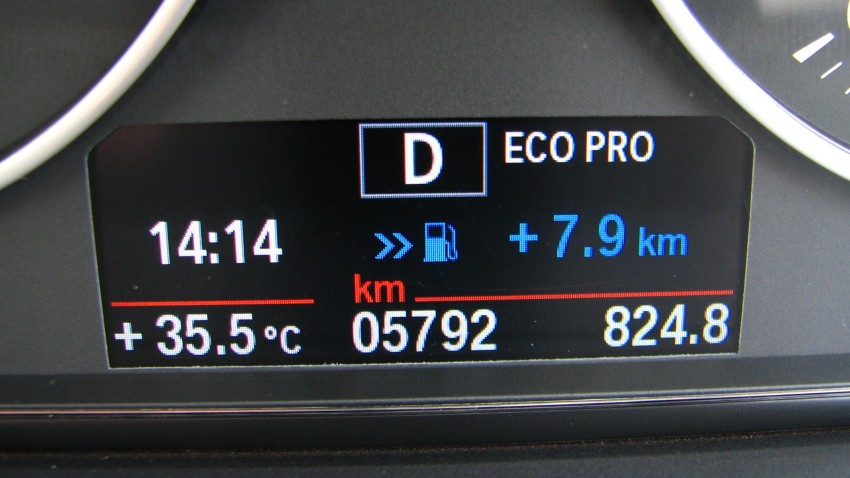 BMW Eco Pro now available for your computer Image #113055