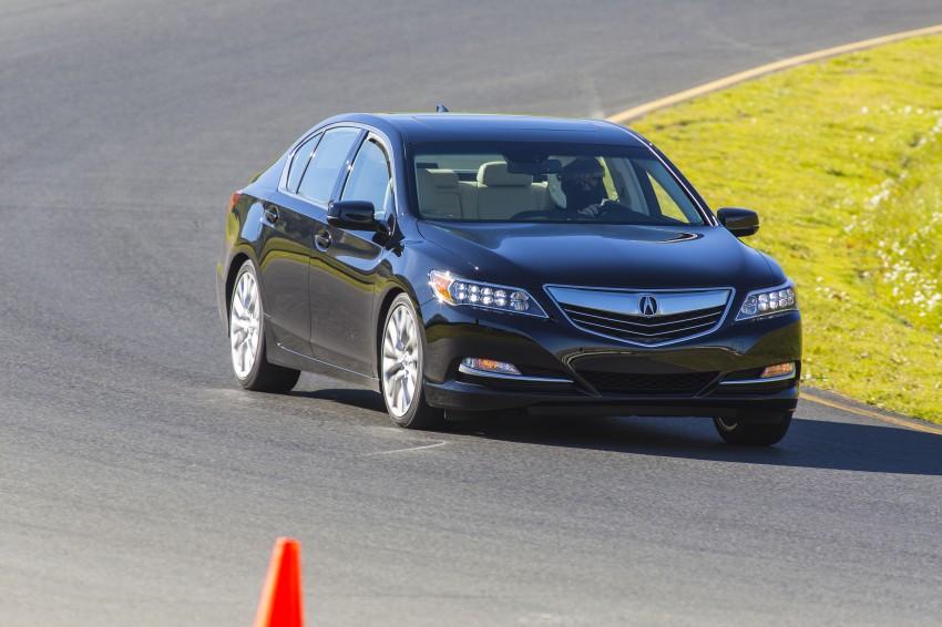 GALLERY: All-new 2014 Acura RLX – Honda's 5-Series Image #155244