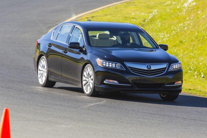 GALLERY: All-new 2014 Acura RLX – Honda's 5-Series Image #155233