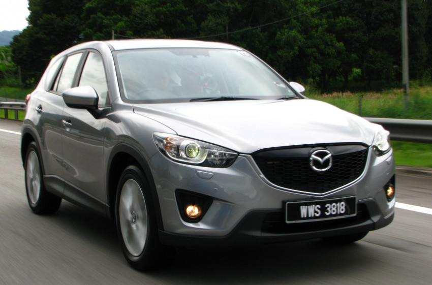 Mazda CX-5 launched – 2.0 SkyActiv-G, RM155k to RM165k Image #106676