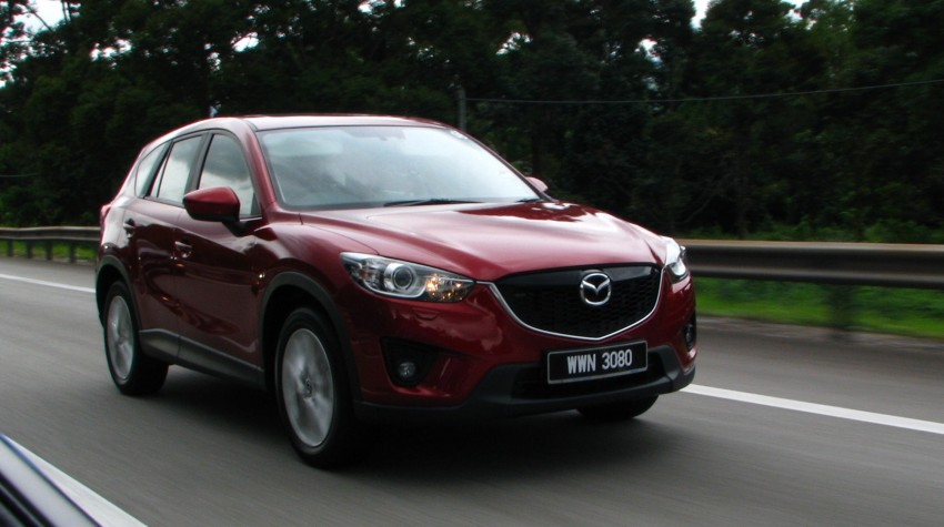 Mazda CX-5 production increased to 240k a year Image #116055
